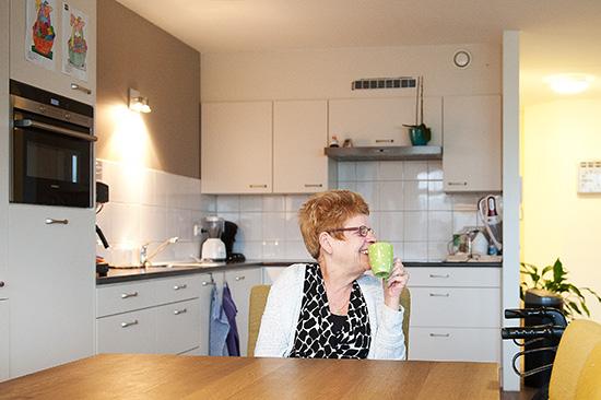 Schuilenburg - keuken